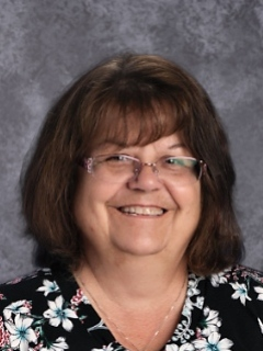 Nancy Saucier : Custodian