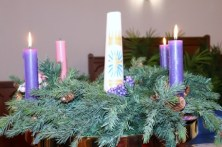 Advent Candle 3
