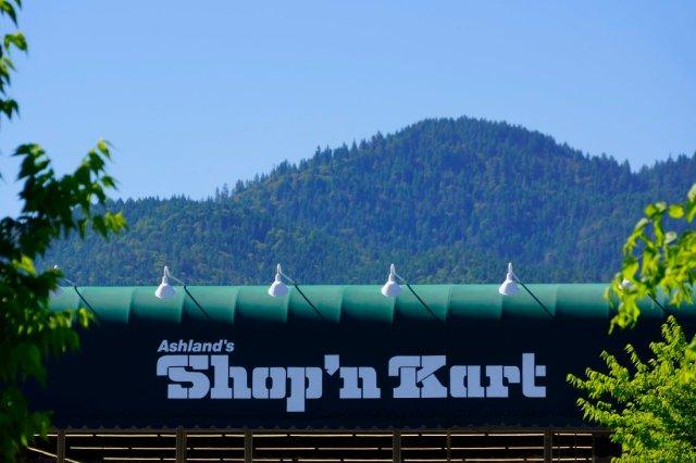 Shop'n Kart Awning