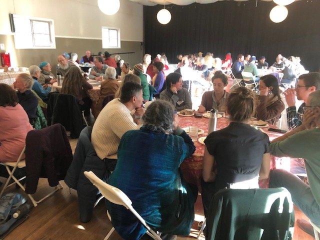 Community Conversation: Cooperative Economy.