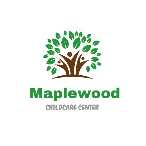 The Maplewood Childcare logo.