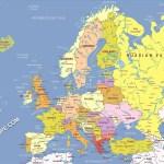 Map Of Europe Europe Map 2020 Map Of Europe Europe Map
