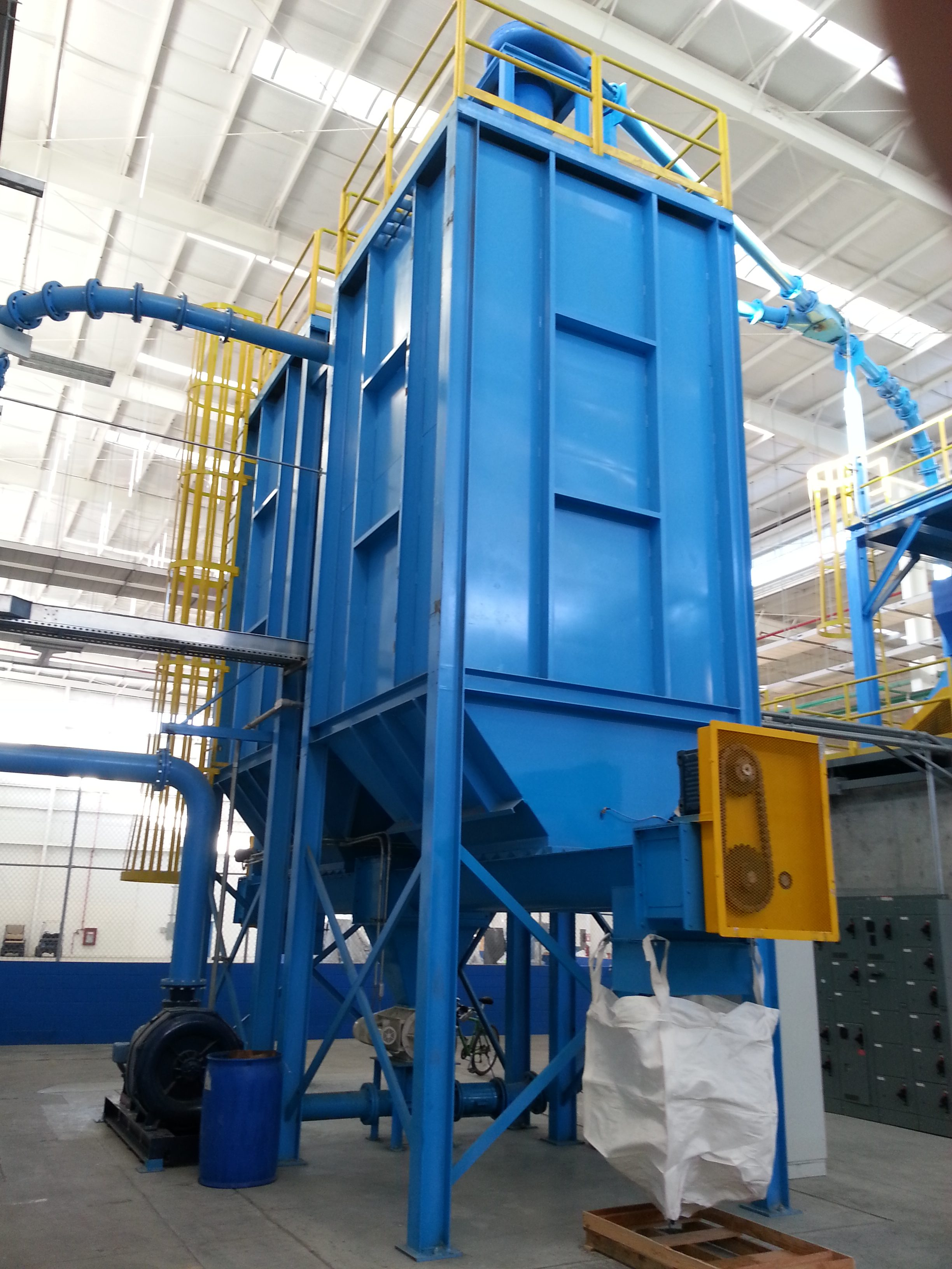 Dual Chip Storage Hoppers