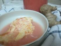 酒釀薑蛋湯