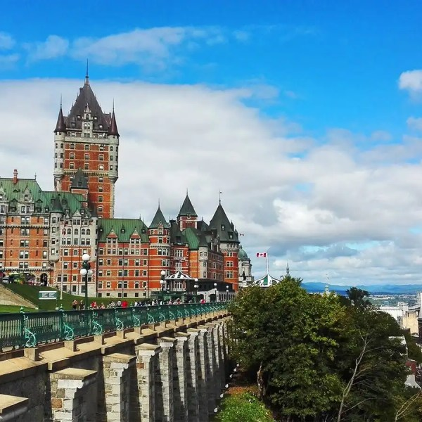 24 Hours in Quebec City, Canada