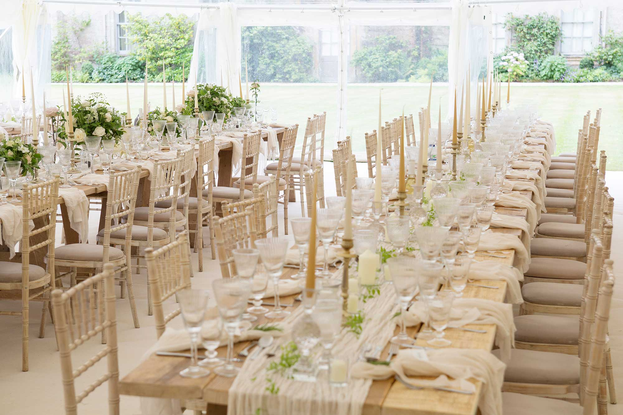 A classical wedding in Dorset, at Mapperton House & Gardens