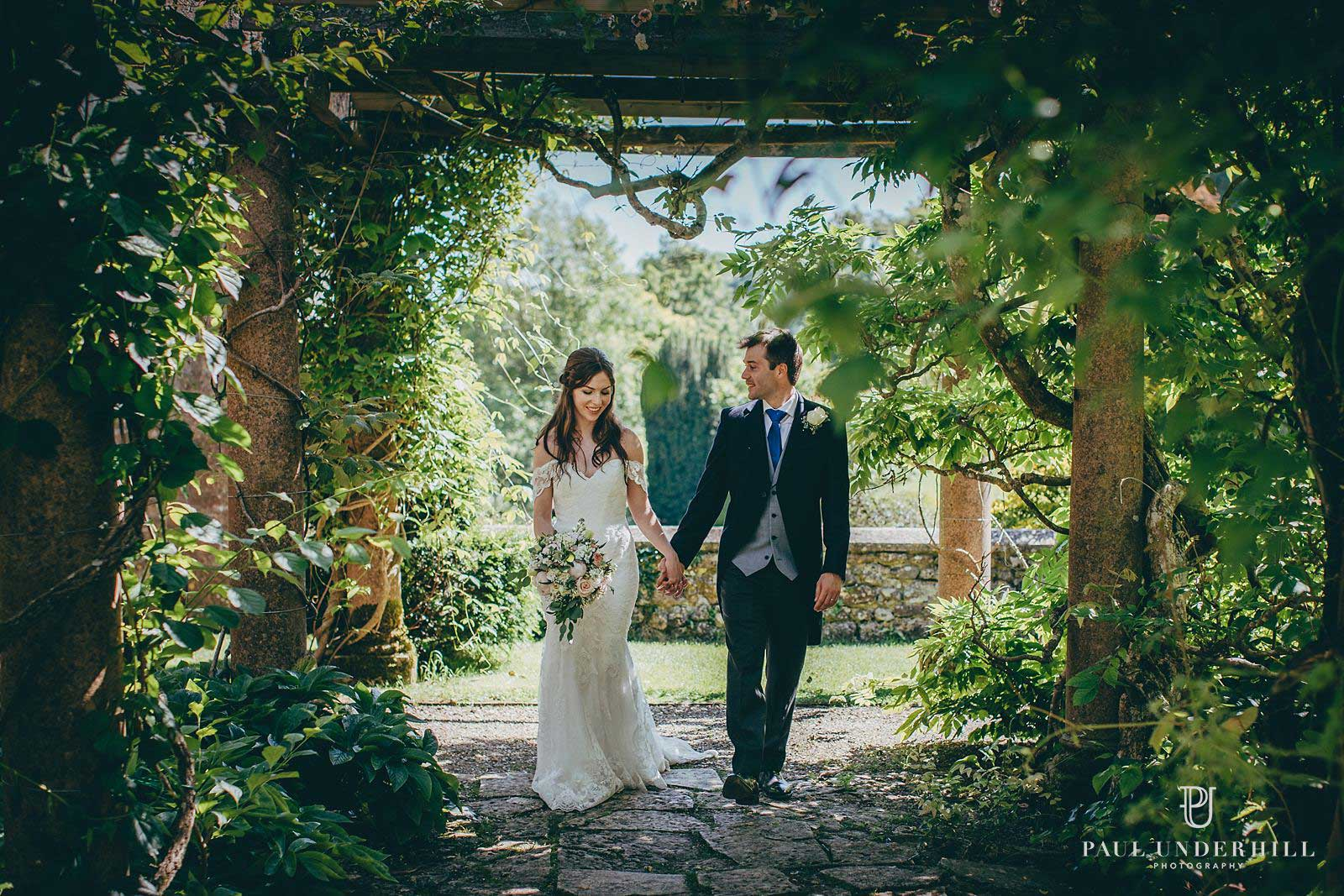 The Gardens at Mapperton - Dorset wedding venue