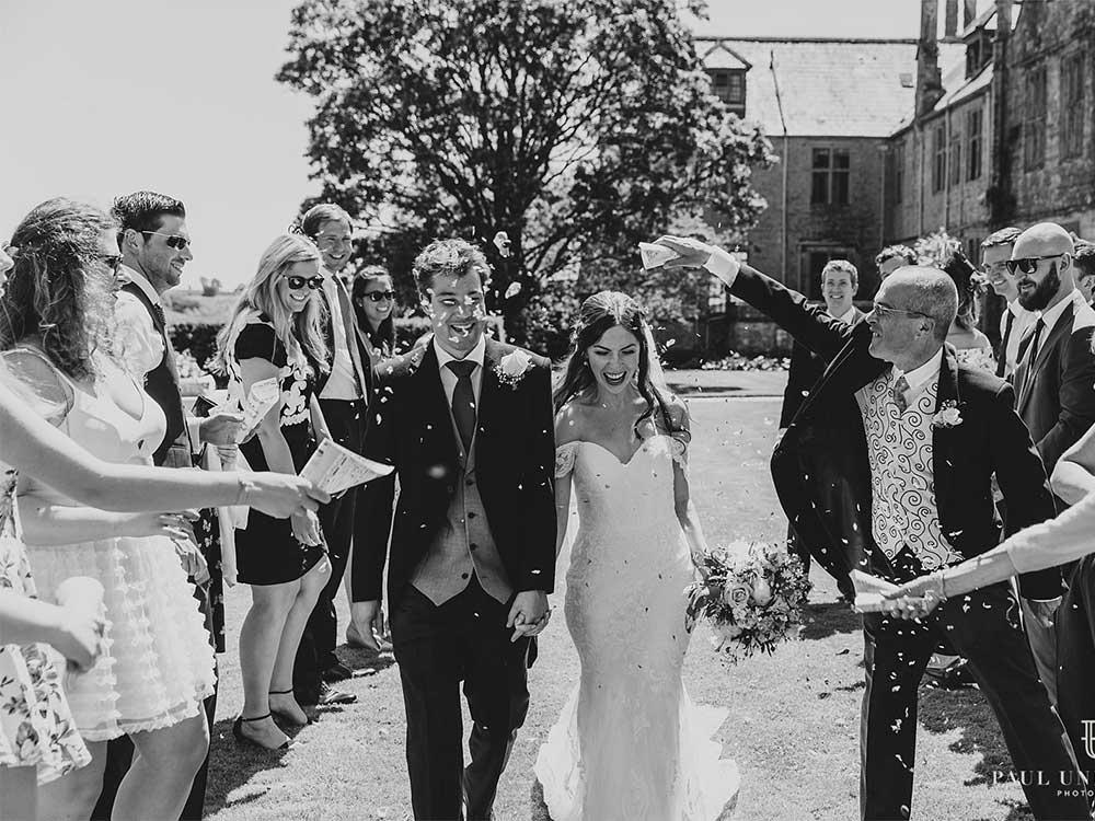 Your wedding at Mapperton House - Dorset wedding venue