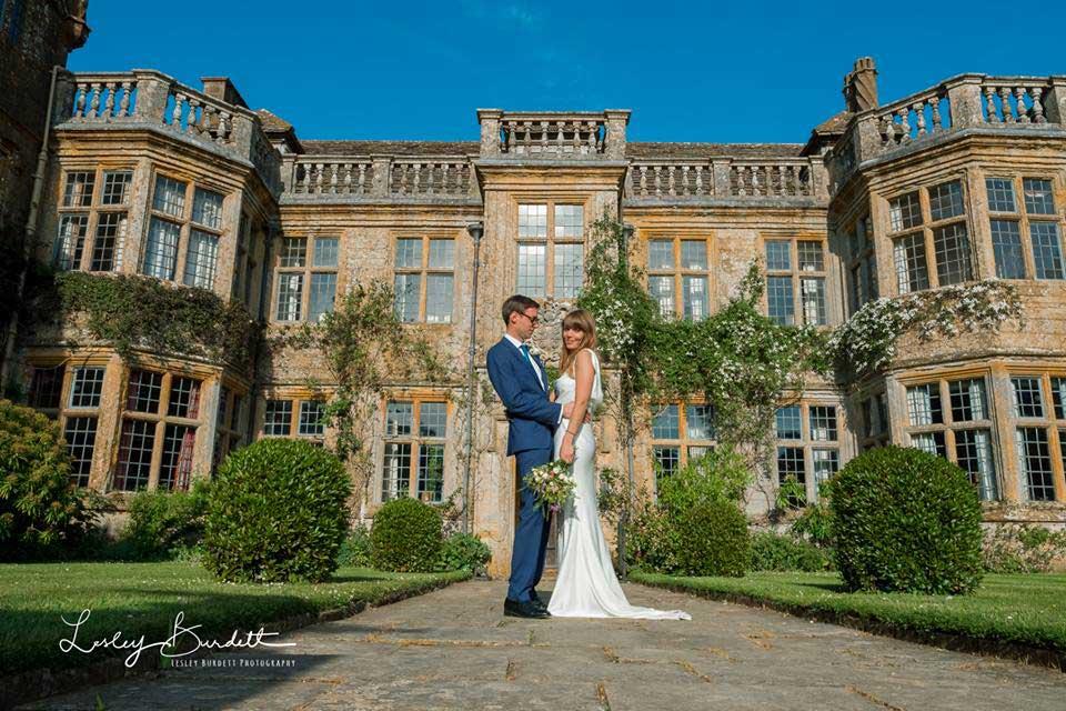 Dorset Wedding Venue - Mapperton House