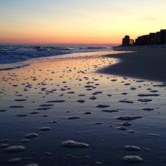 sunset Orange Beach, AL