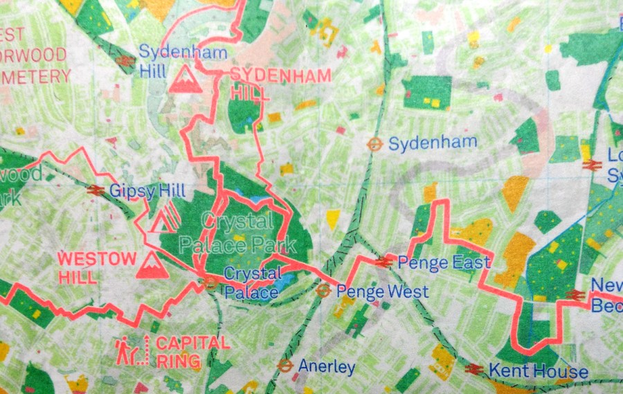 London National Park City Map   Mapping London     but ultimately it s the public parks which are layered above the  hillshade which are the key useful local landmark this map will guide you   the user