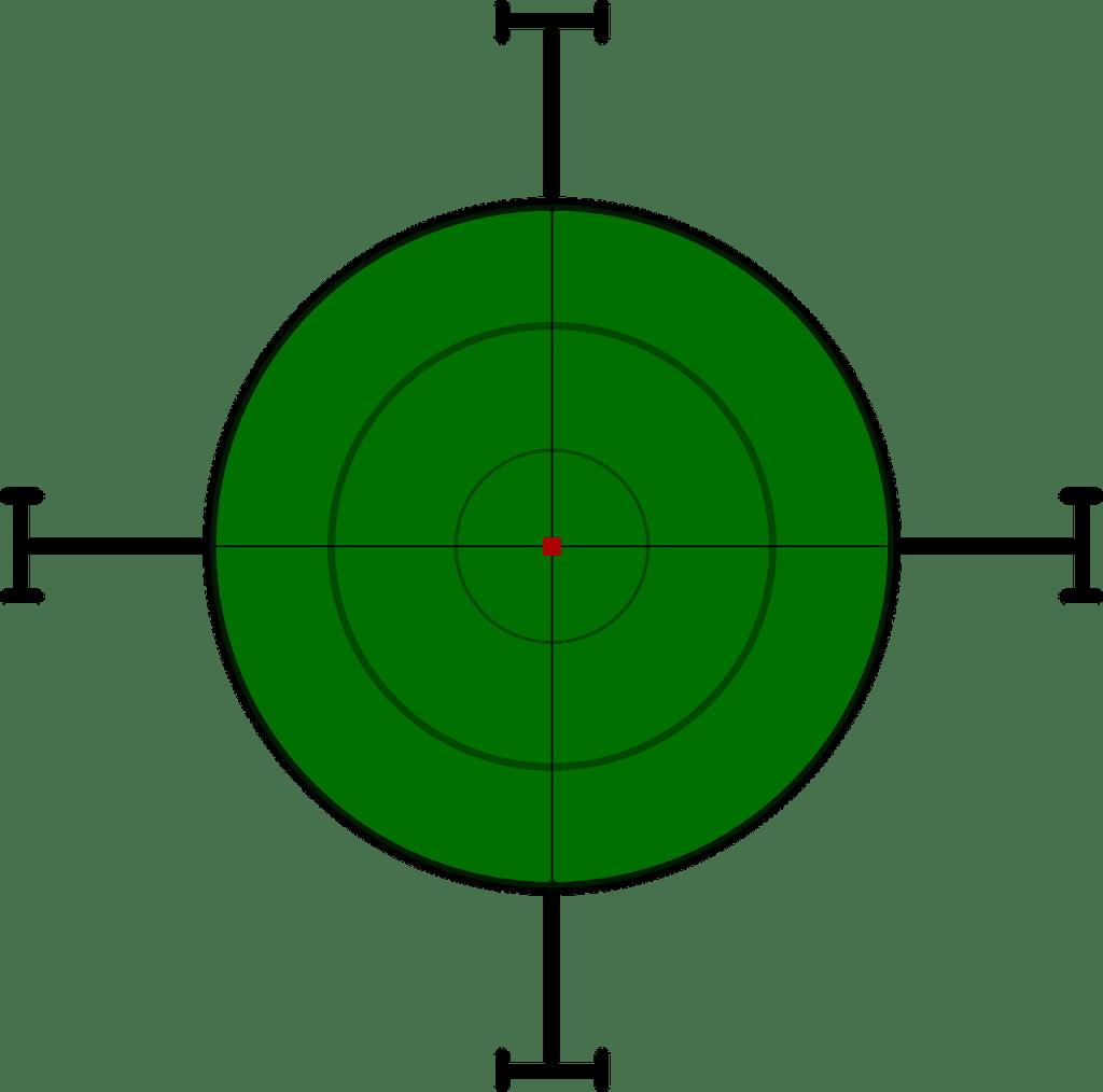 Cible pour sniper