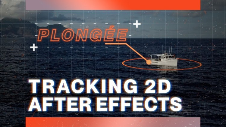 Mapping Motion - Comment faire un tracking sur After Effects