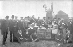Mappleton Sports Prizes, Saturday 21st July 1906