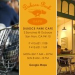 Sunny Wi-Fi cafes in San Francisco: Cafe Flore and Dolores Park Cafe
