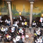 Casa de los Azulejos in Mexico City: delicious Mexican food in an historic mansion