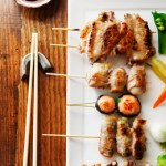 Azuma Kushiyaki: delicious Japanese grilled dishes and sushi in downtown Sydney