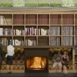 hotel milano scala library