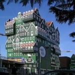 Hotel Inntel Zaandam: quirky design hotel outside Amsterdam