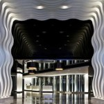 The Mira Hotel: futuristic glamour in Hongkong