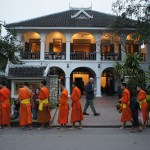 3 Nagas Hotel: historic boutique hotel in Luang Prabang, Laos