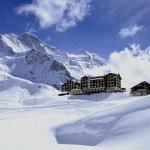 Hotel Bellevue des Alpes in Kleine Scheidegg: grand hotel in the shadow of the Eiger