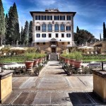 Il Salviatino: 15th century palazzo luxury hotel outside Florence, Italy