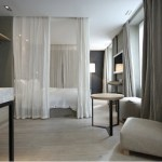 Hidden Hotel: contemporary boutique hotel near Arc de Triomphe, Paris