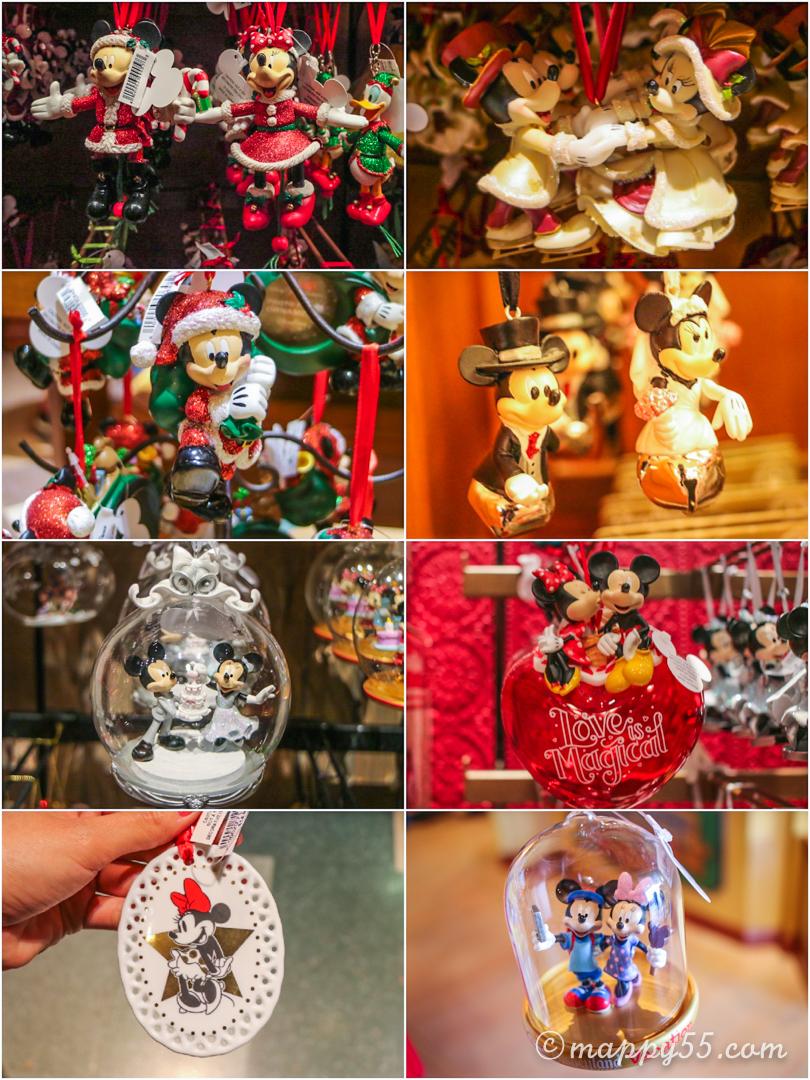 アナハイムディズニー カリフォルニアディズニー ディズニーお土産 ディズニーグッズ クリスマス