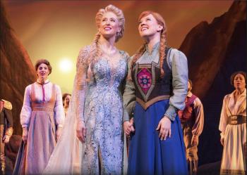 【FROZENブロードウェイ】ロサンゼルスで観れるアナと雪の女王のミュージカル!