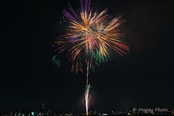 足立 花火大会 足立の花火 fireworks