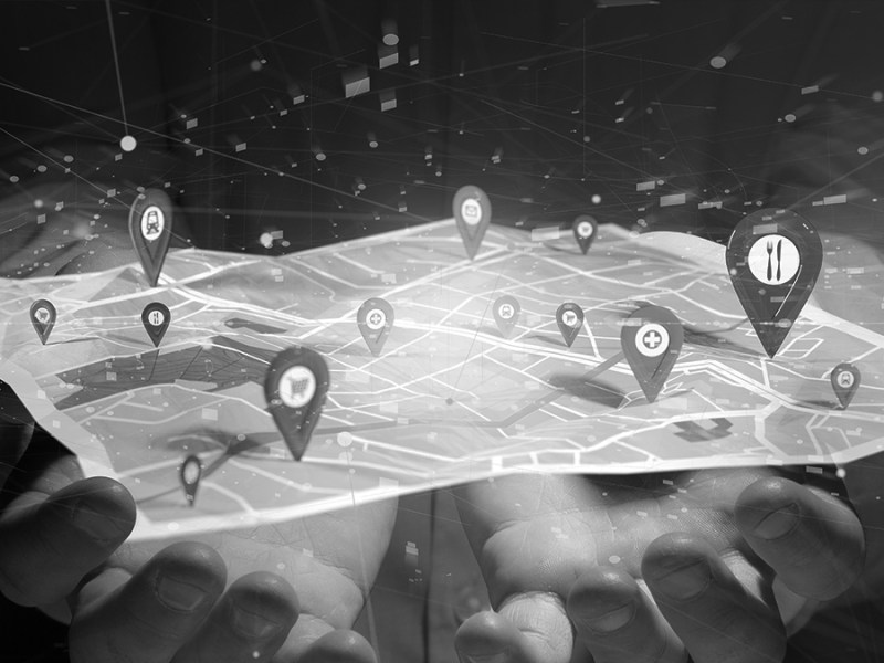 What Restaurants Should Know About Adding a Map with Multiple Locations to Your Website