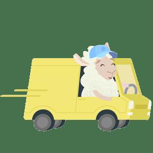 Ovis Truck Ma Première Veilleuse