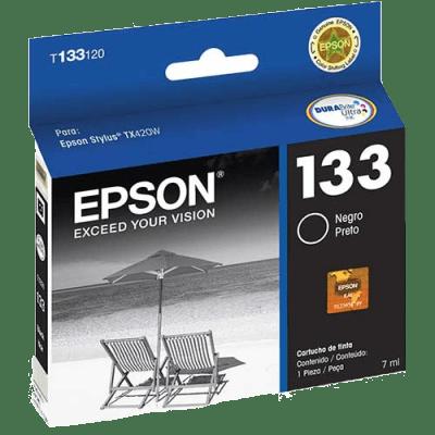 Cartucho Epson 131 Preto Originall
