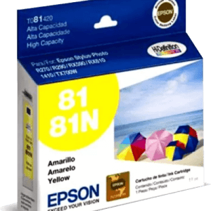 Cartucho Epson 134 Yellow Original