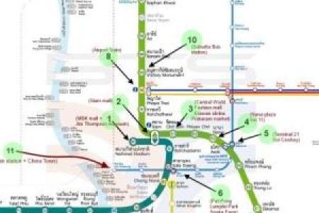 bangkok suvarnahumi airport map bangkok bts map » [HD Images ...