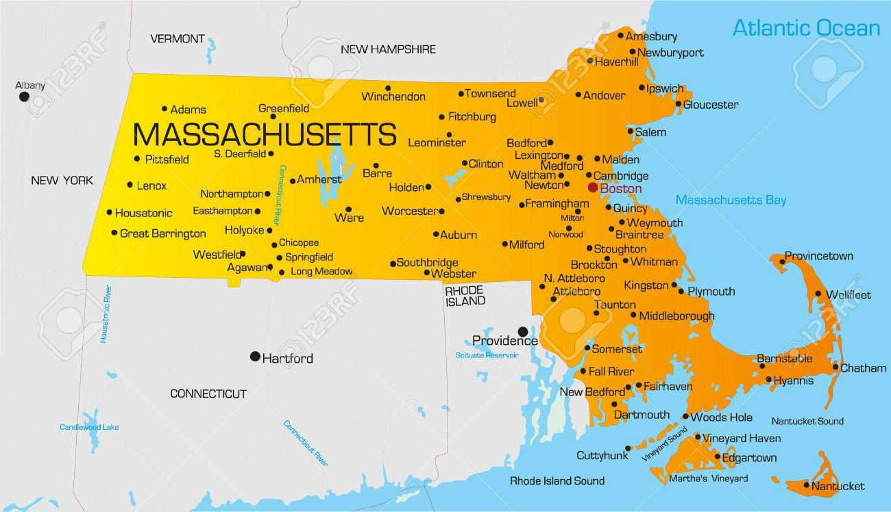 Image result for easthampton mass map