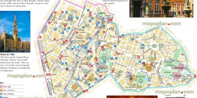 ghent sightseeing map » [HD Images] Wallpaper For Downloads   Easy ...