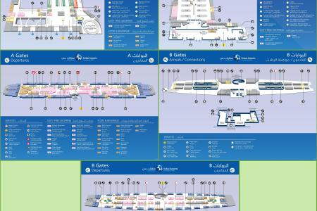 houston airport terminal e map » Full HD MAPS Locations - Another ...