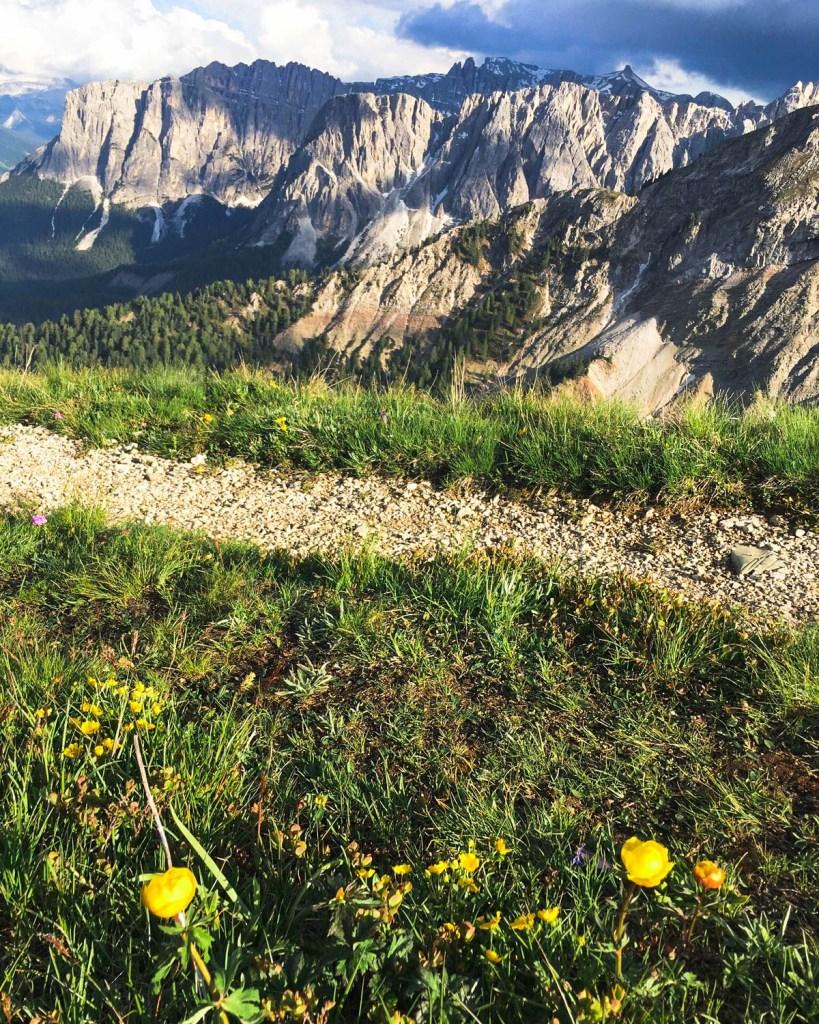 Wanderung Dolomiten