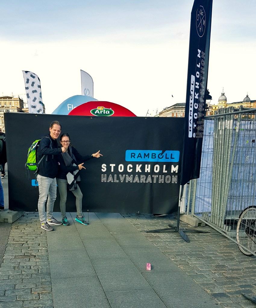 Halbmarathon Stockholm