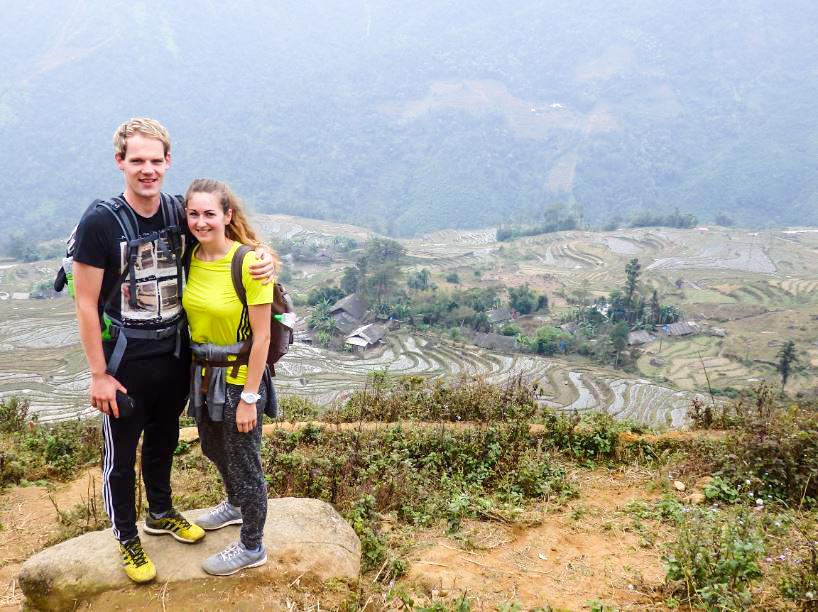 Trekking in Sa Pa