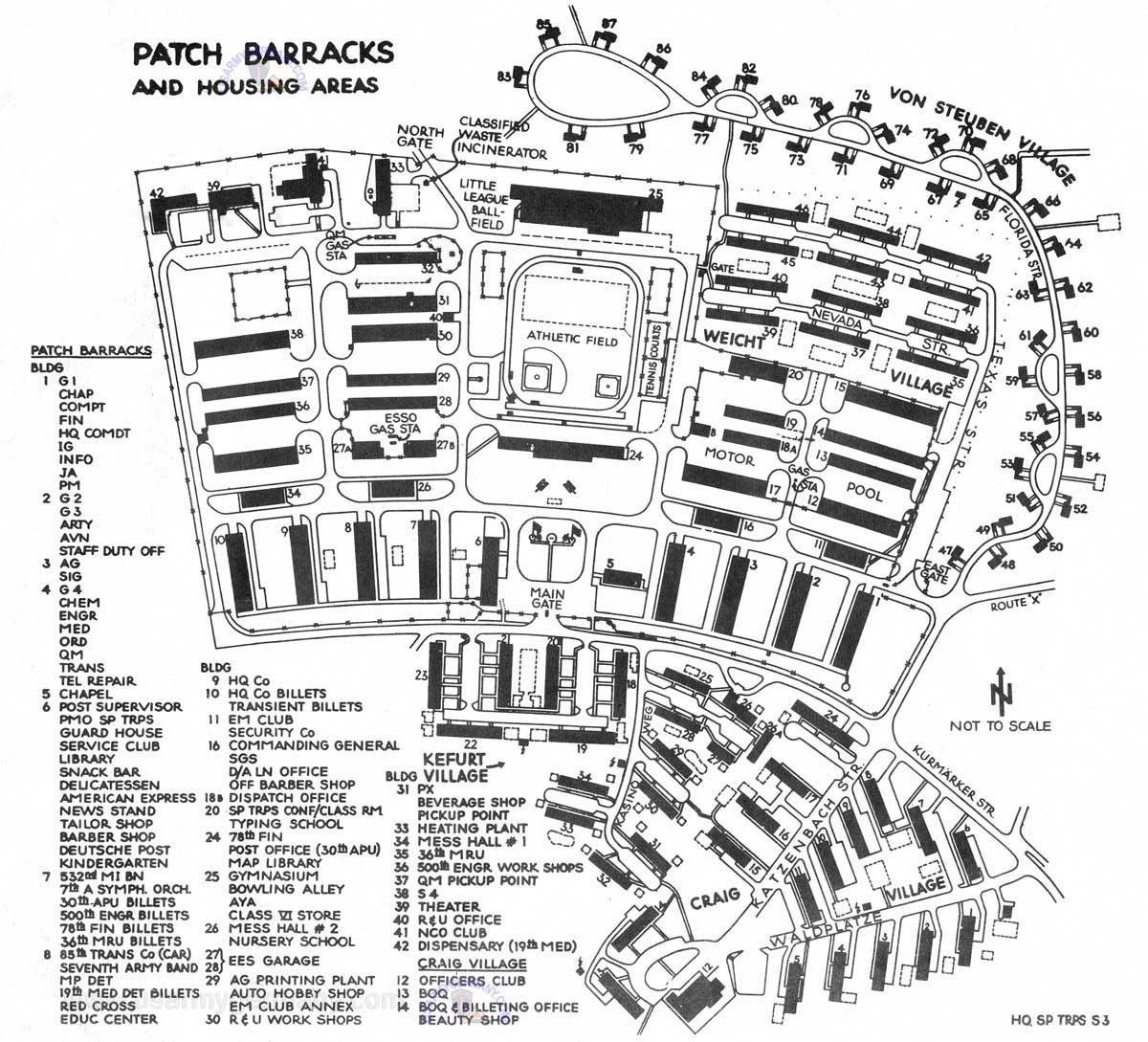 Vaihingen Patch Barracks