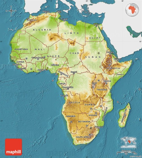 physical map of africa      Another Maps  Get Maps on HD    Full HD     Physical Map Of Africa childrens physical map of africa Physical Map Of  Africa childrens physical map of africa cosmographics ltd X with Physical  Map Of