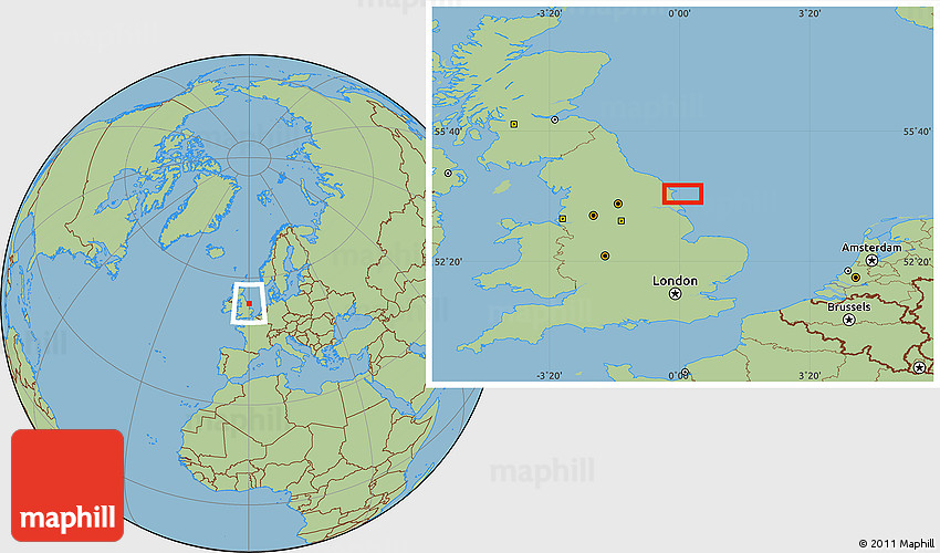 Geographic Features Uk