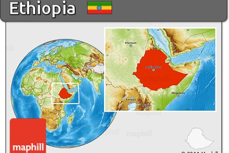 ethiopia location map » Full HD MAPS Locations - Another World ...