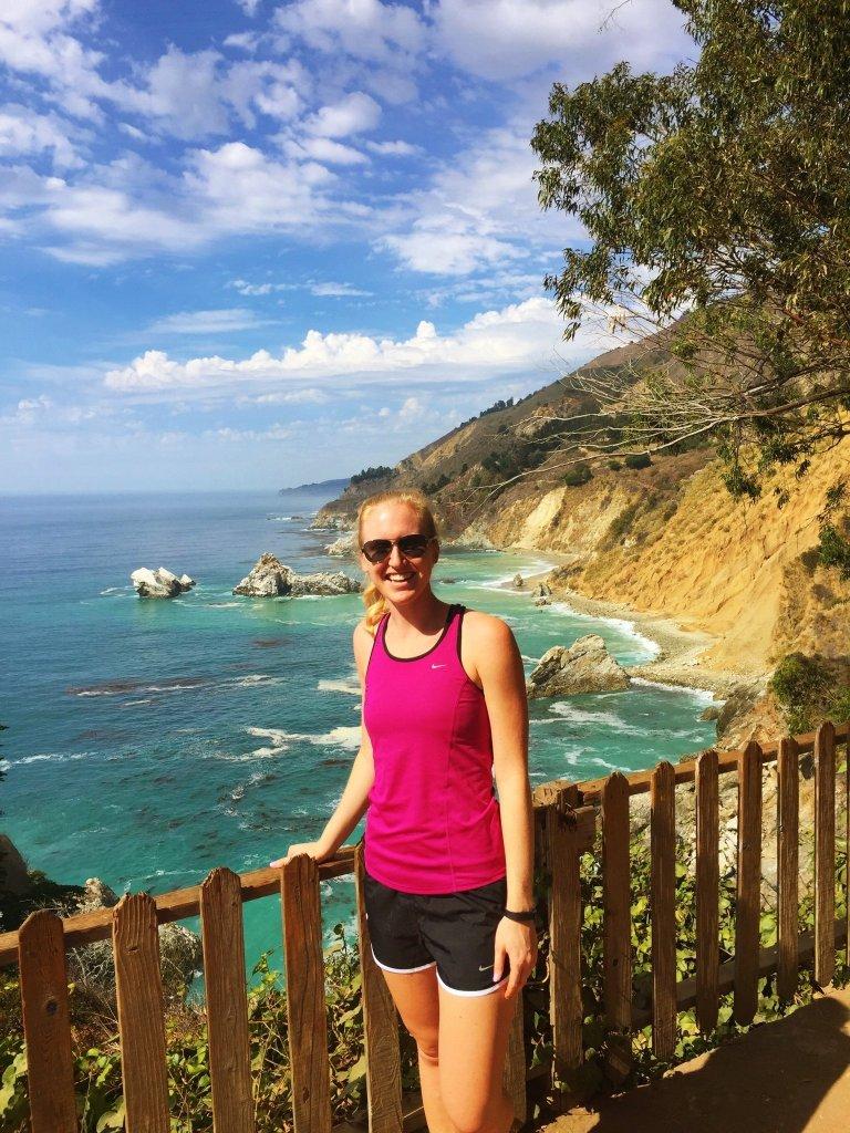 Driving Big Sur - coastline views - what to do in Big Sur; Big Sur road trip tips