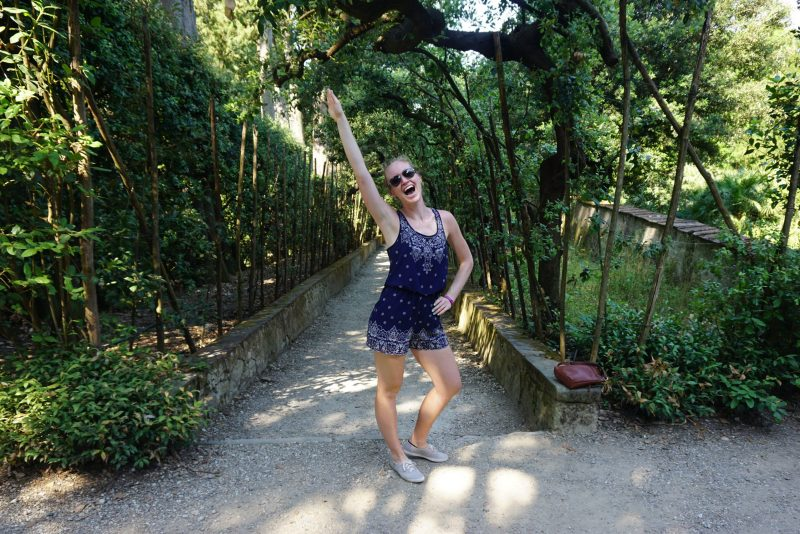 Everything you need to know about art in Florence, Italy - Boboli Gardens