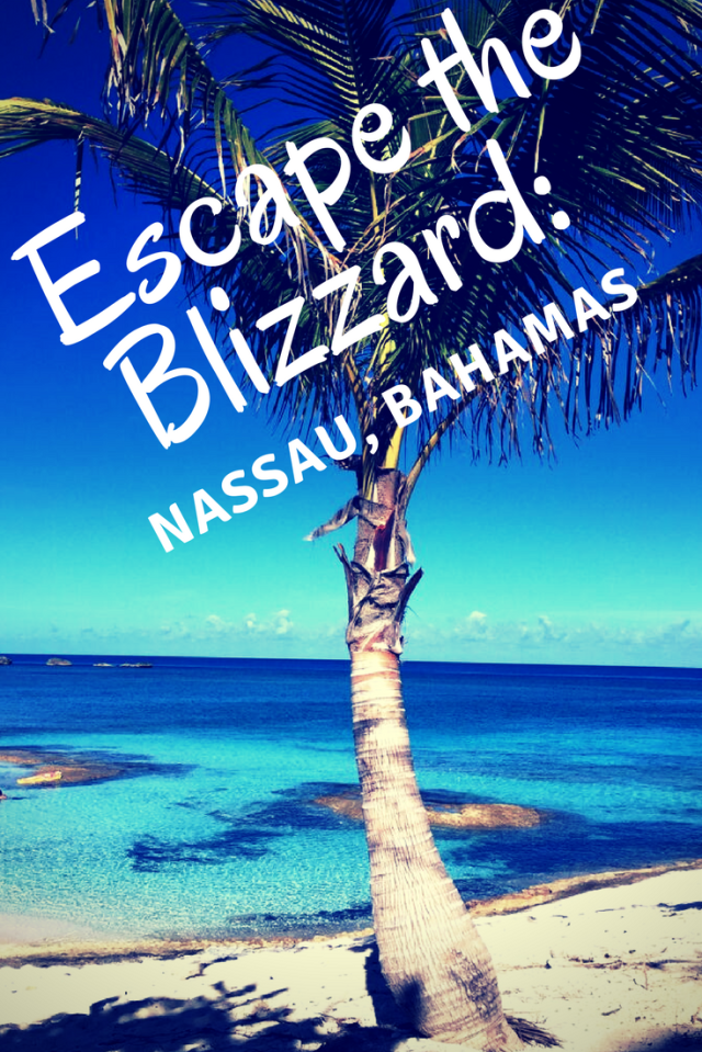 Escape The Blizzard Nassau Bahamas Maps Amp Merlot