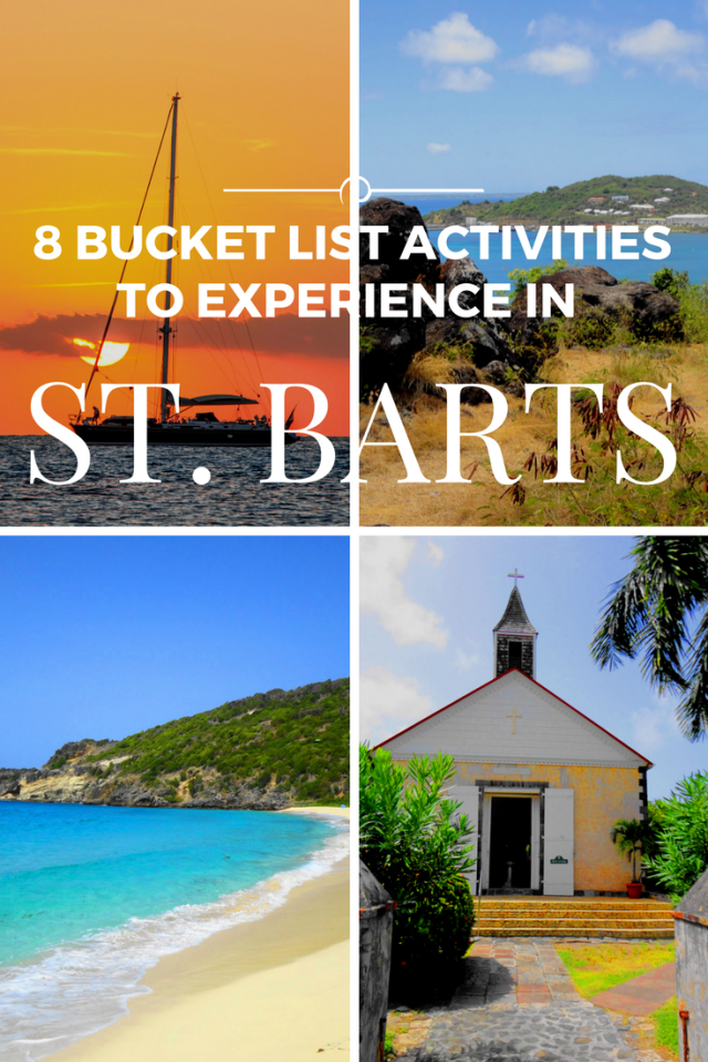 what to do in St Barts